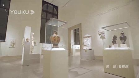 """我在大都会博物馆中的两大""""种子""""展馆截了一段小视频"""