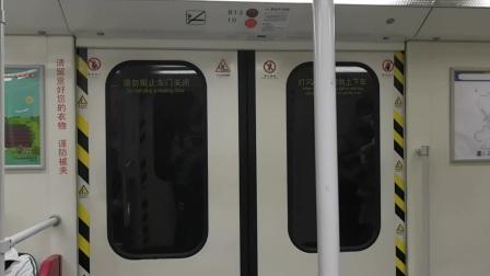 广州地铁1号线东山口至杨箕区间运行与报站