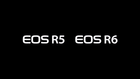 佳能全画幅微单R5和R6广告