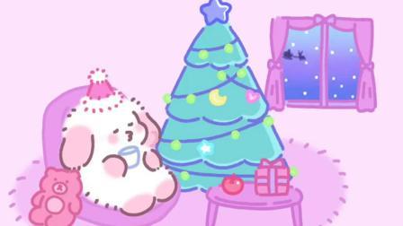 懒懒兔:如果有夜晚不会天亮,我希望是圣诞夜