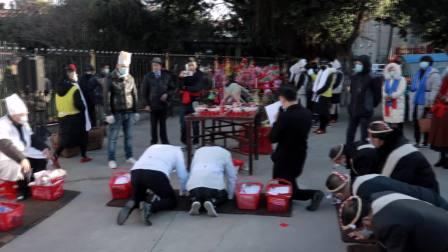 郑府新官君仙逝高清录影