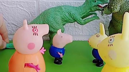 乔治和理查德都不喜欢分享玩具,这是不好的行为哦