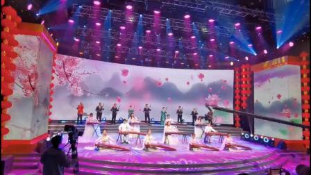 参加昌平电视台回天春晚排练2021.2.5