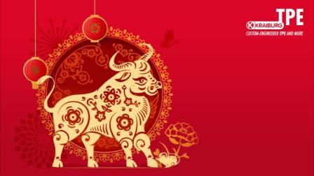 新春佳节到,凯柏胶宝®祝您新年快乐,万事如意!