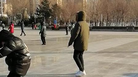 孟小筱:广场舞领队