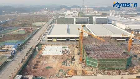 江门海目星二期厂房正在火热动工中!