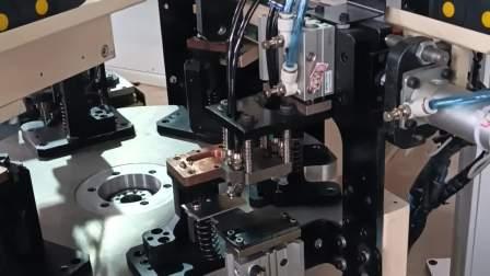 自动化中频点焊机