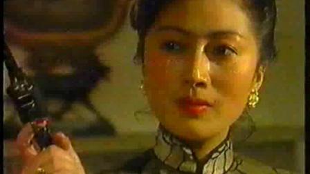 气质旗袍反派女boss最后被杀