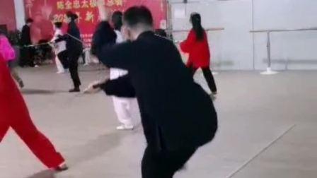 陈晖_陈式太极剑