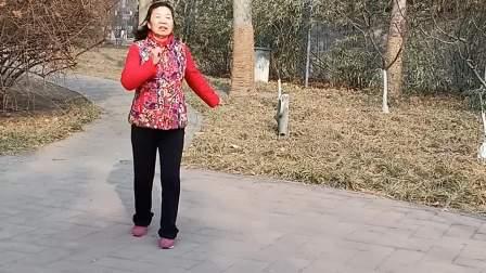民生园广场舞鬼步