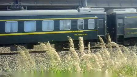 HXD3C牵引邵武-福州K6217通过(2019年拍摄)