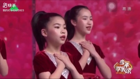 """""""阳光下的红蓓蕾 """"表演;天韵艺术培训学校"""