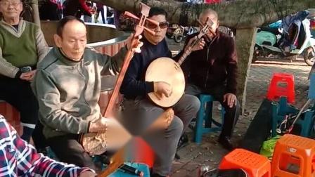 东孚天竺山(东门)歌曲演唱会。