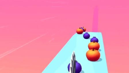 小游戏:切水果