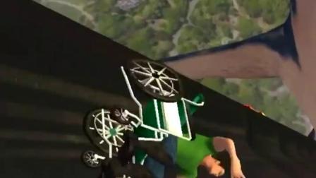 小游戏:过山车太可怕了