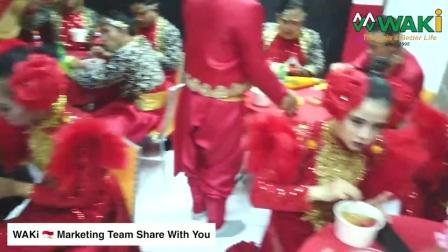 2021年华琪国际集团缅甸分公司经理们庆祝华人新年快乐