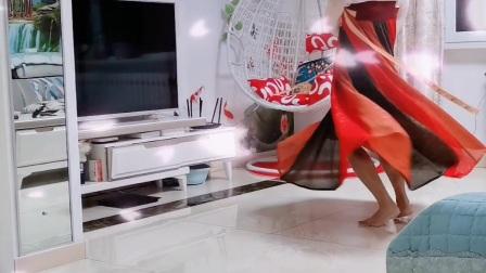 汉服舞蹈山鬼