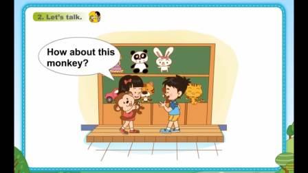 鲁科版四年级英语下Unit5 Lesson1 Let's talk对话视频