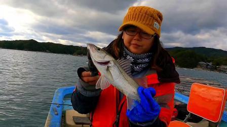 (筏钓) 冬天使用牡蛎钓黑鲷