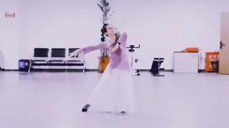 古典舞《白狐》