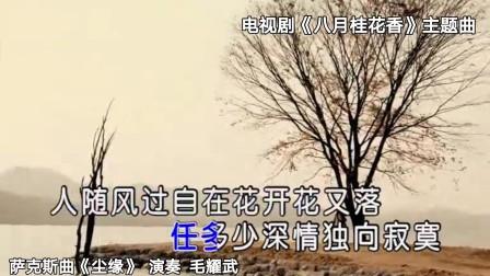 杭州毛耀武萨克斯演奏《尘缘》