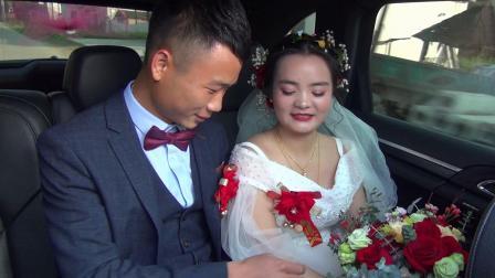 聂 文、廖 颖【结婚视频完整版】