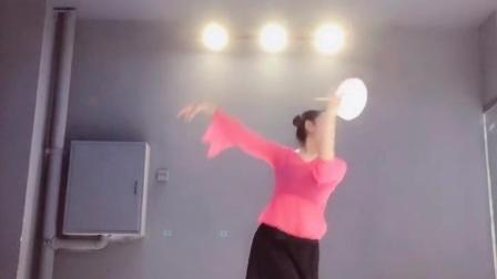 大莉古典团扇舞《闲庭絮》镜面教学
