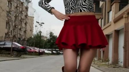 广场舞开心跳,做个开心果来散播快乐