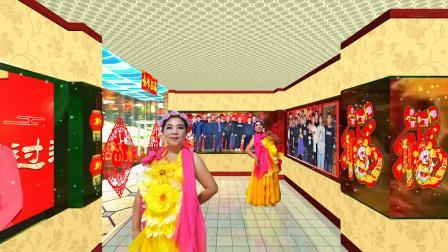 滨海新区汉沽和悦广场舞(家庭聚会纪念相册)