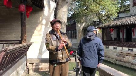 琴箫独奏 【忆江南】 演奏:孔建东 制作:滕宝华