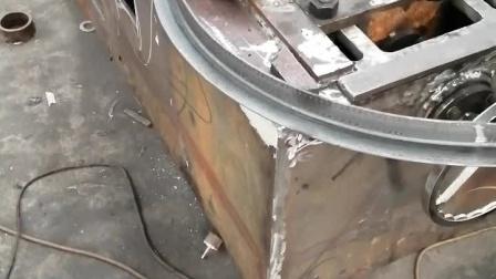 角铁弯弧卷圆机