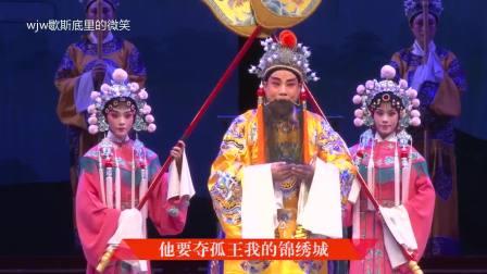 豫剧穆桂英挂帅柏青赵京连彩芬河南豫剧院二团
