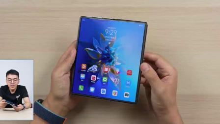 【钟文泽】华为 Mate X2 详细体验:最好的折叠屏手机?