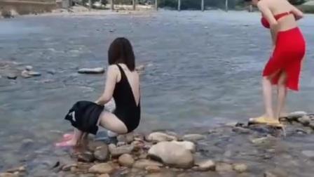 化州市新安镇波罗垌村清水河