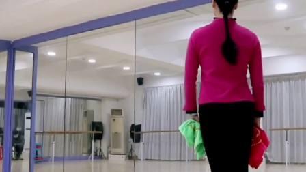 余葵老师舞蹈《山那边》完整版正背面演示