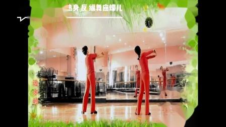 应蝶儿舞蹈-课前热身