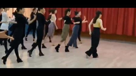 梦之路舞蹈教师外出培训