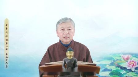 劉素雲老師 - 無量壽經 複講 第二回 第26集