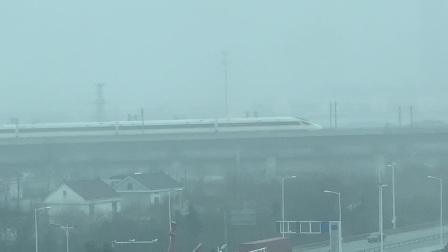 CR400BF担当G7559出海安站