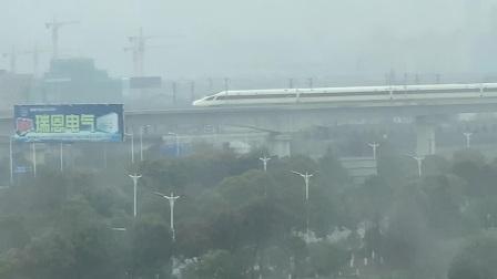 CR400BF担当G887(北京南-张家港)出海安站