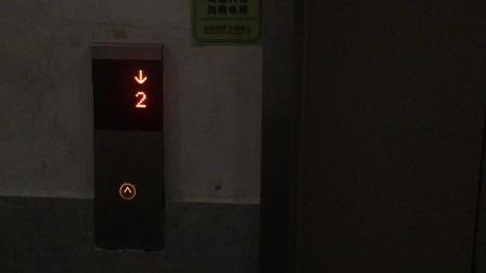 (2021.3)创城.宜城风景1A-1单元货梯电梯运行