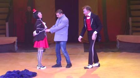 东欧魔术师的表演 116