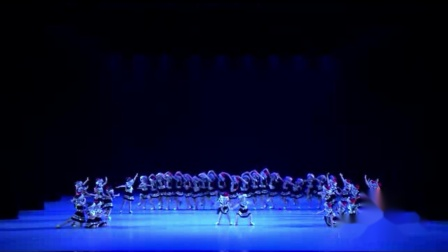 2021最新幼儿园六一舞蹈《栗山蹢乐》