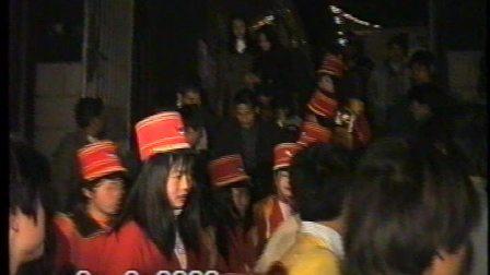 2000年厚福汶尾村游神 古董视频珍藏