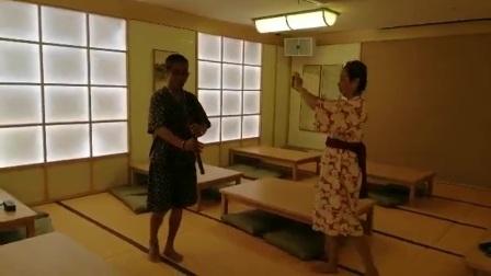 淍箫-舞蹈【女儿情】 大江户-角色的转换 摄影洞箫舞蹈: 滕宝华-章银妹 2021年3月10日