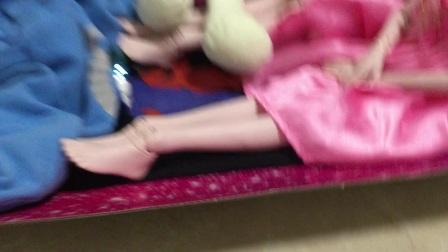 介绍叶罗丽娃娃的床