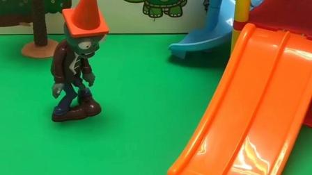 儿童玩具:僵尸的梦想破灭了