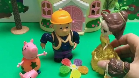 儿童玩具:再好的东西也不能乱拿别人的东西