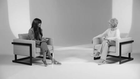 跃动她影播客  |  Jane Fonda & Jameela Jamil