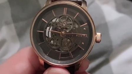手表不走了
